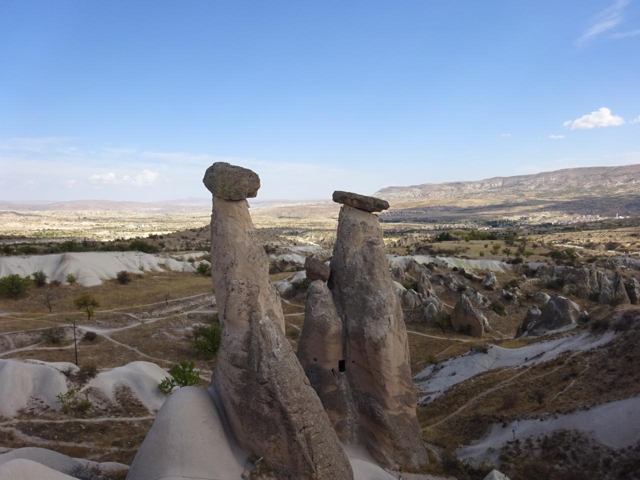 Épisode 9 – la Cappadoce, le gruyèreturc