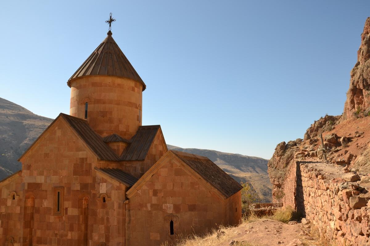 Épisode 12 – Tours et détours enArménie