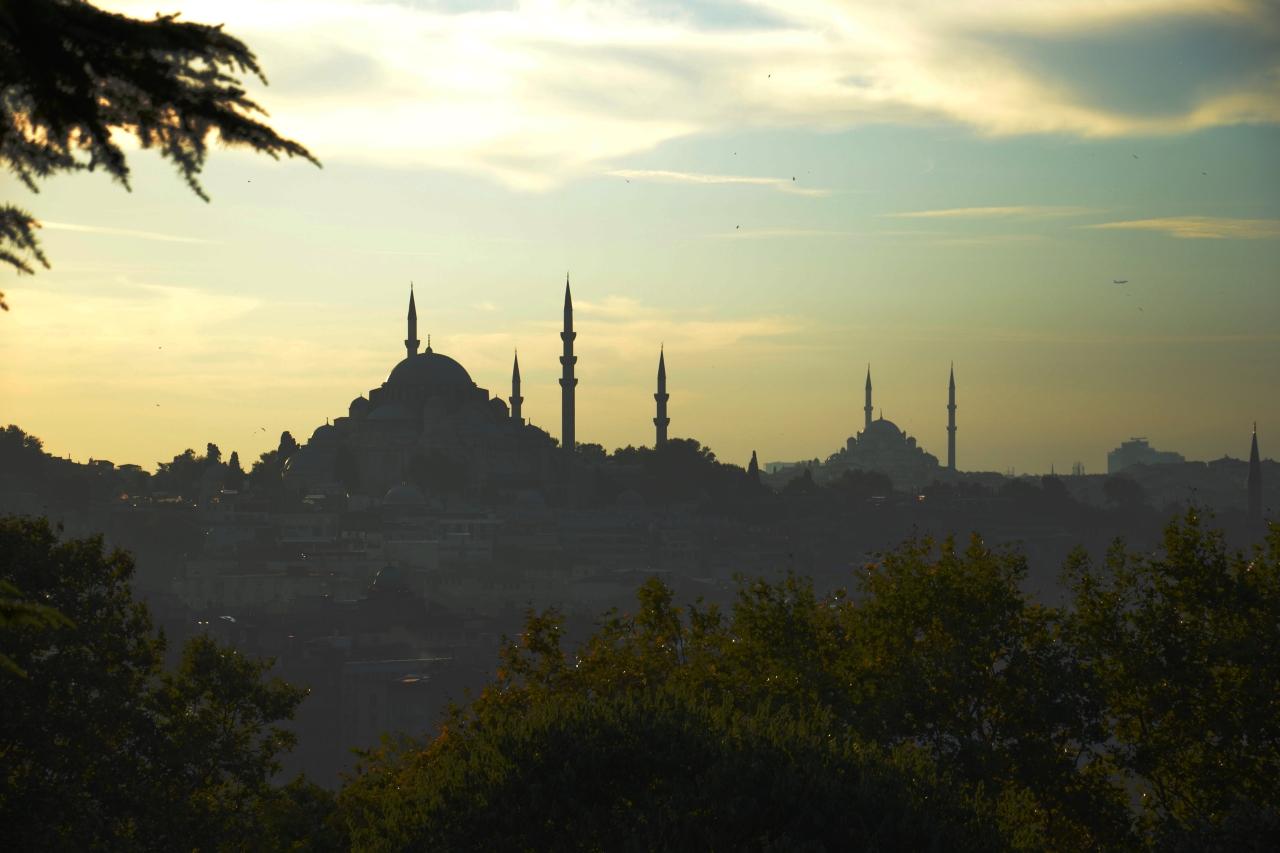 Épisode 8 – Istanbul, la porte del'Orient