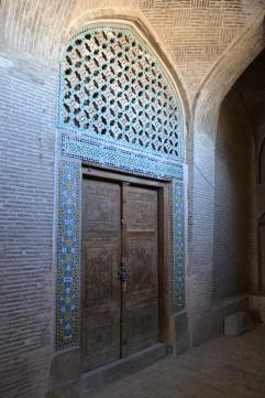 Porte de la Madresseh