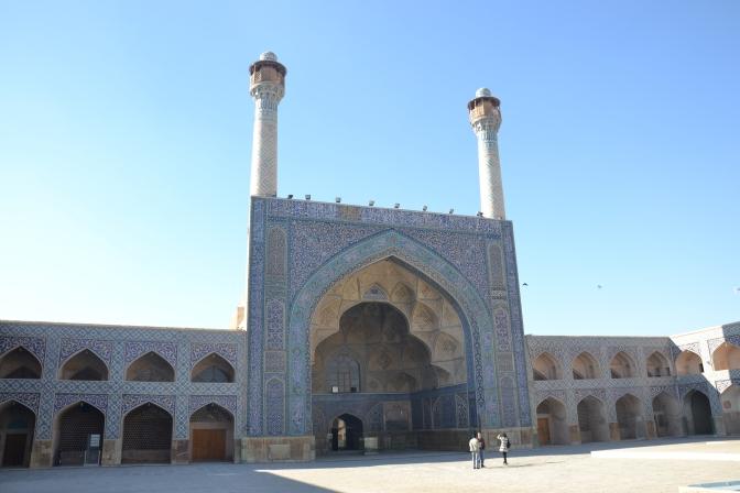 Iwan, Minarets et Muqarnas !