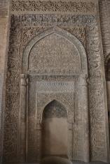 Mihrab de la Mosquée Jameh