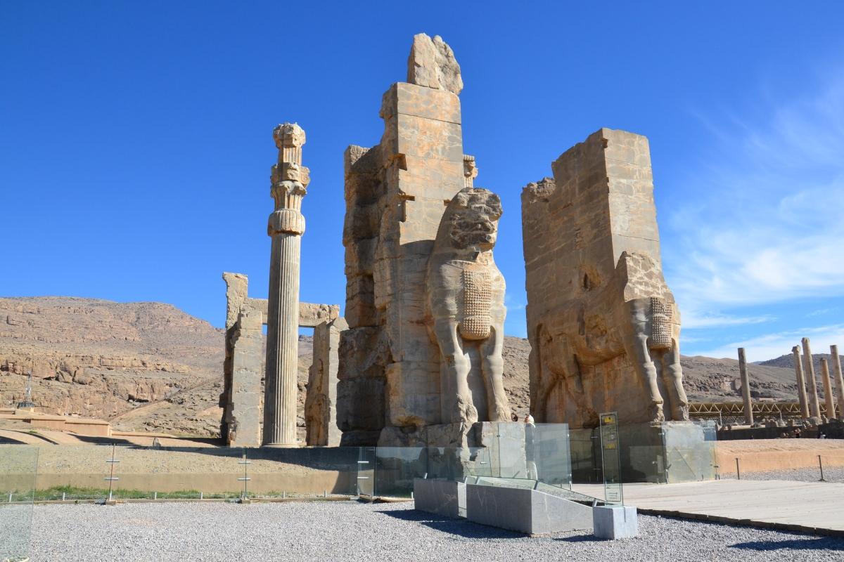 Épisode 22 –Persepolis