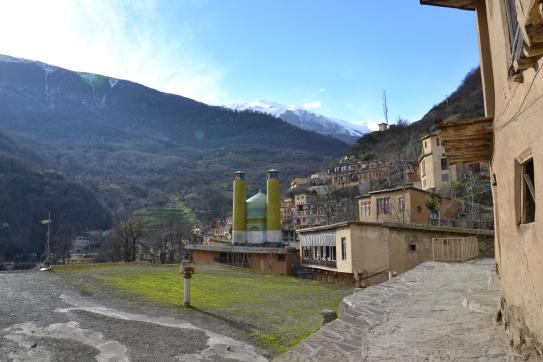 La mosquée du village
