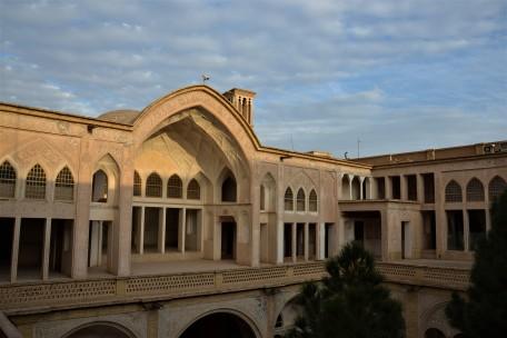 Cour principale