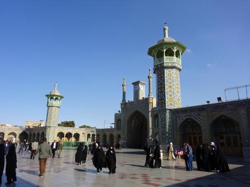 Des minarets