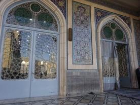 La salle de prêche qui a vu les débuts de Khomeini