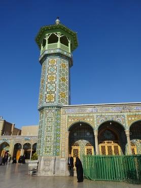 Un minaret